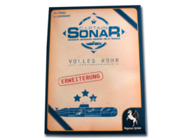 Captain Sonar – Volles Rohr
