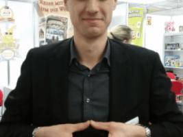 Frittenplausch mit Andy Böhm von AMIGO Spiele