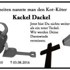 Kackel Dackel