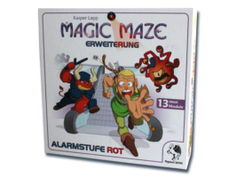 Magic Maze – Alarmstufe Rot
