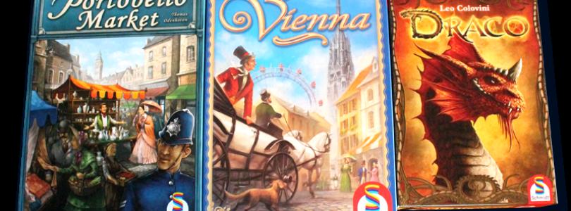 Funs Dreier: Portobello Market, Vienna und Draco