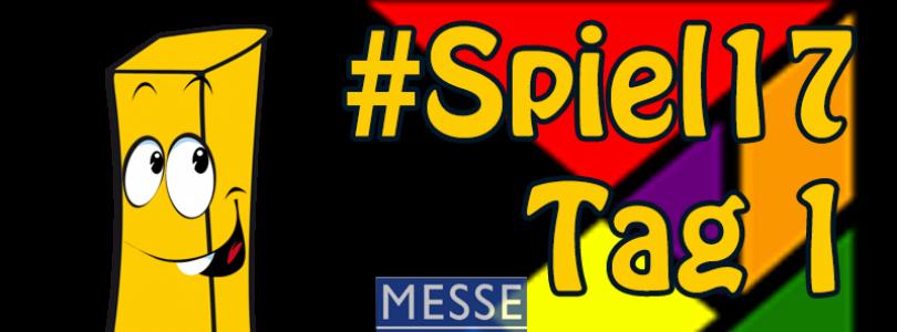 Es ist wieder SPIEL!-Zeit! Tag 1 – Der Kollaps