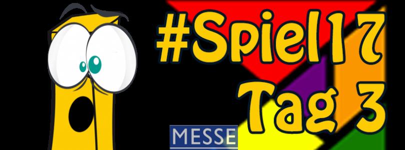Es ist wieder SPIEL!-Zeit! Tag 3 – Der Widerstand