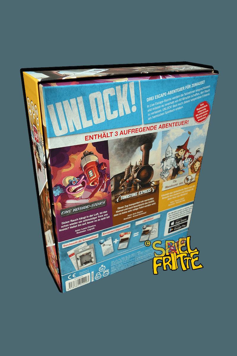 unlock 3 secret adventures spielfritte