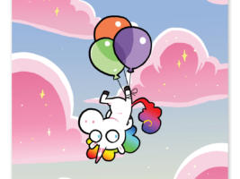 Kill the Unicorns auf Kickstarter