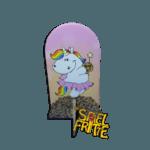 Pummeleinhorn – Kekfemarathon