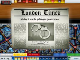 Guten APPetit – Scotland Yard