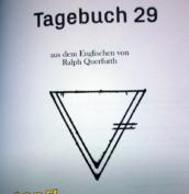 Tagebuch 29