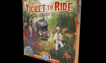 Zug um Zug – Im Herzen Afrikas