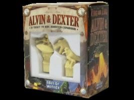 Zug um Zug – Alvin & Dexter