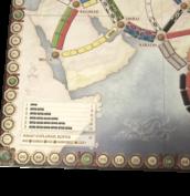 Zug um Zug – Asien
