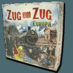 Zug um Zug – Europa