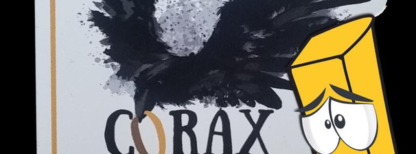 Die Fritte unterwegs: Corax Tag 2018