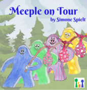 Meeple on Tour by Simone Spielt