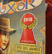 Die Fritte unterwegs: Pressetag Queen Games 2018