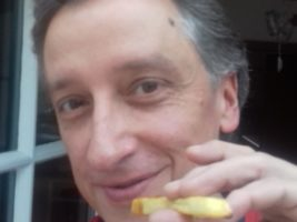 Frittenplausch mit Reinhard Staupe
