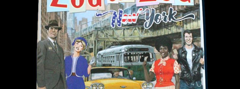 Zug um Zug – New York