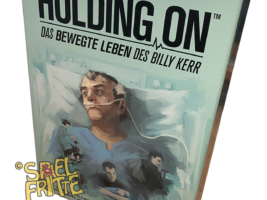 Holding on – Das bewegte Leben des Billy Kerr
