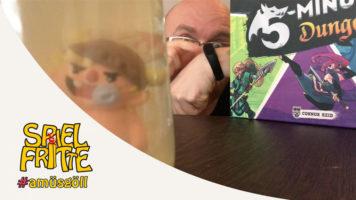 5-Minute Dungeon in Bild und Ton | #amüsgöll