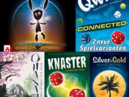Heiß und fettig: Die Frühjahrsneuheiten 2019 vom NSV