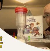 Magic Maze in Bild und Ton | #amüsgöll