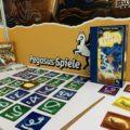 Die Spielfritte unterwegs auf der Nürnberger Spielwarenmesse 2019