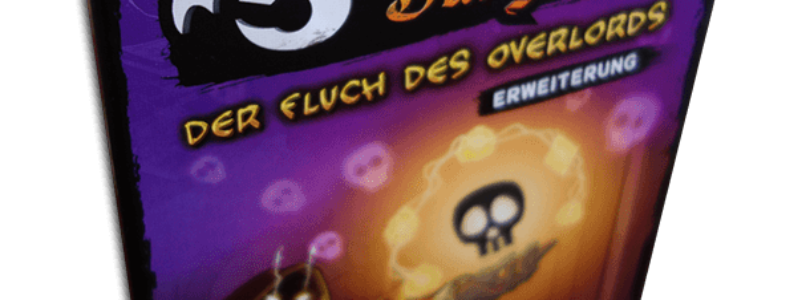5-Minute Dungeon – Der Fluch des Overlords