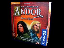 Die Legenden von Andor – Chada und Thorn