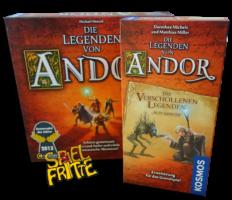 """Die Legenden von Andor – Die verschollenen Legenden """"Alte Geister"""""""