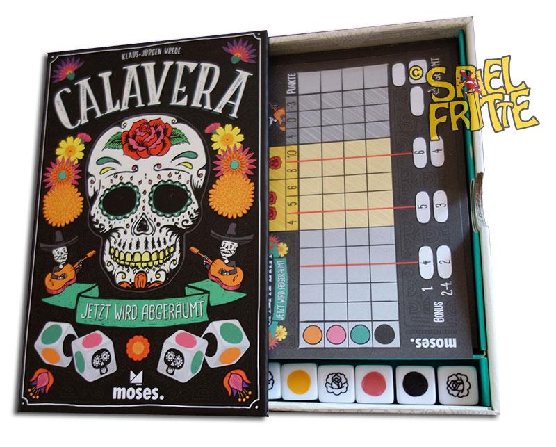 Calavera Spiel