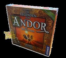 Die Legenden von Andor – Bonusbox