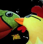 Funky Chicken in Bild und Ton | #amüsgöll
