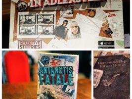 London, Adlerstein, Antarktis: Die Reisegruppe IDventure