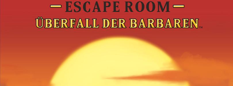 Heiß & fettig: Der erste Catan Escape Raum!