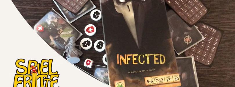 Infected in Bild und Ton | #amüsgöll