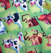 Der Gewinnspieltag der Kuh ist vorüber!