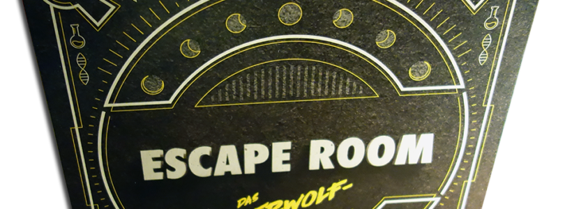 Escape Room – Das Werwolf-Experiment