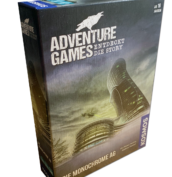 Adventure Games – Die Monochrome AG
