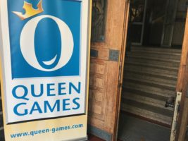 Queen Games Pressetag am 15.09.2019