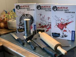 Murder Mystery Party – und Gewinnspiel!