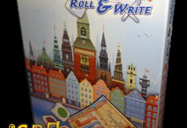 Copenhagen – Roll & Write