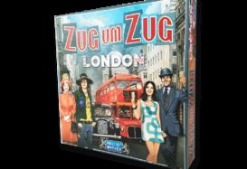 Zug um Zug – London