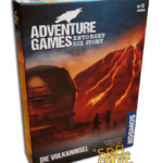 Adventure Games – Die Vulkaninsel