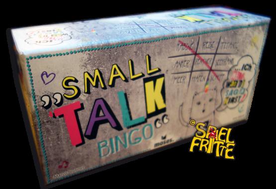 Small Talk Bingo