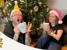 Das frittesque Weihnachtsgierdicht #amüsgöll