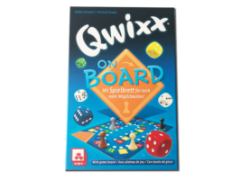 Qwixx on Board