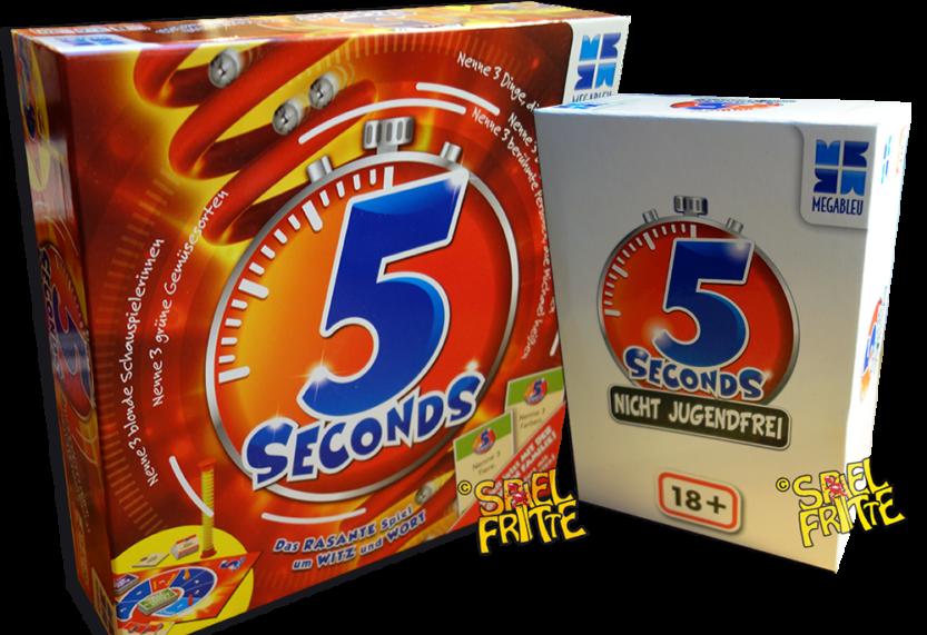 5 Seconds und 5 Seconds – Nicht jugendfrei