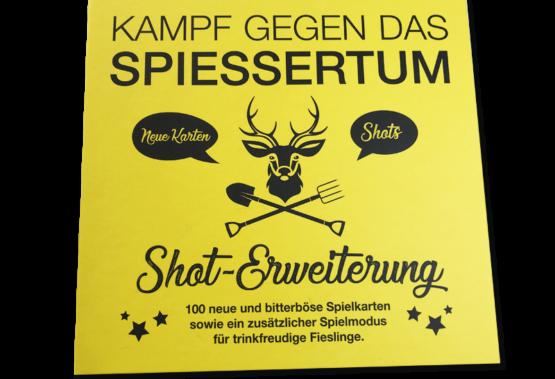 Kampf gegen das Spießertum – Shot-Erweiterung