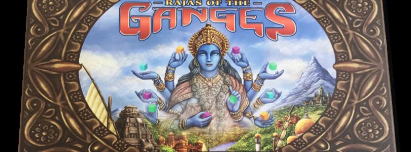 Rajas of the Ganges und Die Schatulle des Großmoguls