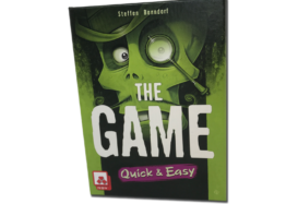 The Game Quick & Easy
